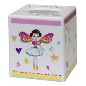 Fairy Princess Tissue Cover from Creative Bath