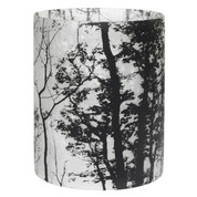 Sylvan Trees Wastebasket from Creative Bath