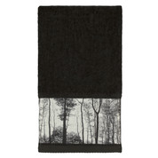 Sylvan Trees hand towel from Creative Bath