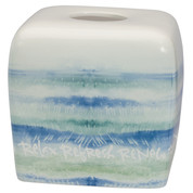 Splash Relax Tissue Box Cover from Creative Bath