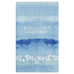 Splash Relax hand towel from Creative Bath