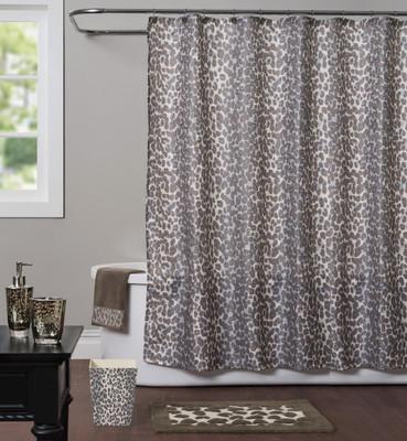 Zanzibar Shower Curtain & Bathroom Accessories from Saturday Knight