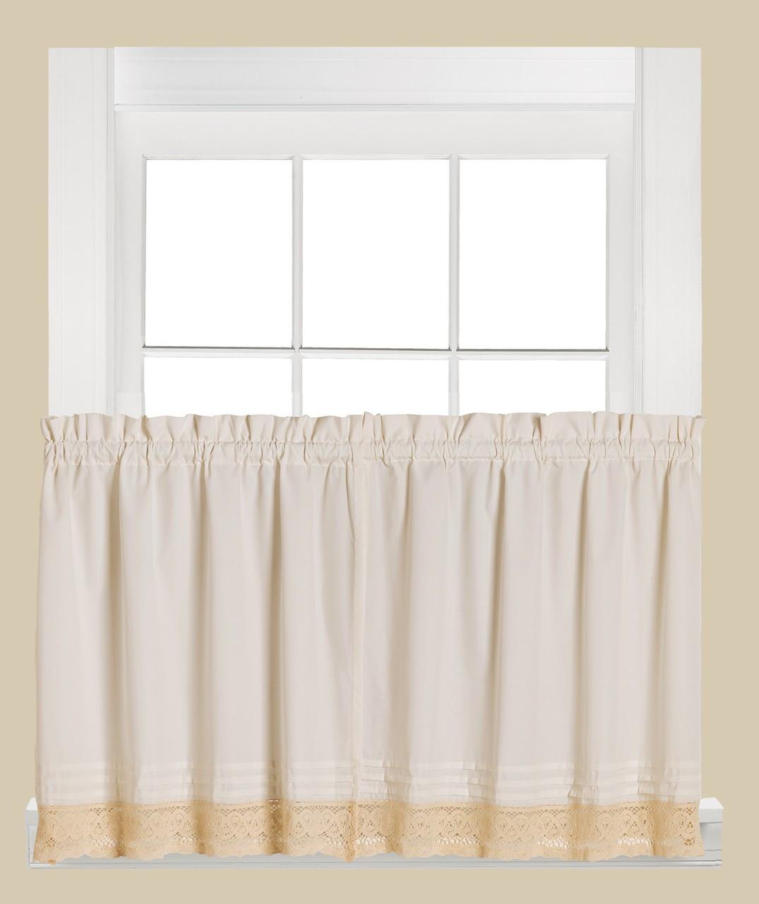 Heritage Lace 36 Kitchen Curtain Tier