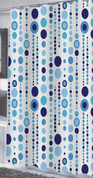 Mia Stall size Shower Curtain