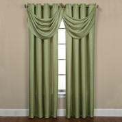 Sutton Grommet Top Curtain Panel - Celery