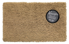 Shaggy Cotton Bath Rug - Linen