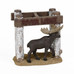 Sundance moose toothbrush holder from Saturday Knight