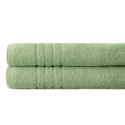 Spa Collection 2 piece OVERsized bath towel SET - Jade