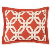 Holden Chenille Pillow Sham - Spice