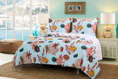 Big Island Quilt SET from Greenland