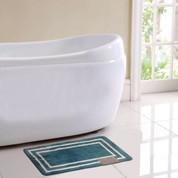 Capri Bath Rug - Teal