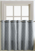 "Neiva 36"" kitchen curtain tier"