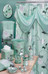 Avanti Shower Curtain & Bathroom Accessories - Aqua from Popular Bath