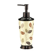 Lillian lotion dispenser from Popular Bath