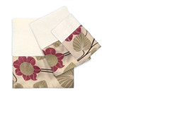 Lillian 3 piece towel SET  from Popular Bath