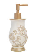 Maddie lotion dispenser from Popular Bath