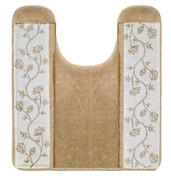 Maddie Contour Rug from Popular Bath