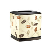 Aubury Tissue Box - Beige from Popular Bath