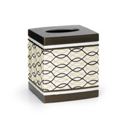 Harmony Tissue Box - Chocolate from Popular Bath