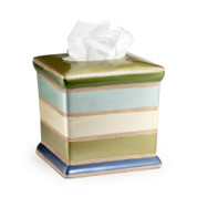 Contempo Tissue Box - Blue