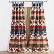 Kandula tab top curtain pair