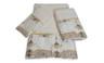 Savoy 3 piece towel set