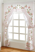 Bloomfield Curtain pair - Pink