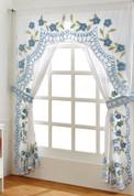 Bloomfield Curtain pair - Blue