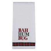 Christmas Bah Humbug Hand Towel