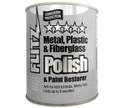 Flitz Metal, Plastic & Fiberglass Polish - Quart