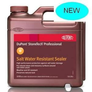 Stonetech Salt Water Resistant Sealer For Natural Stone Masonry