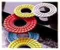 "SUPER-DIASHINE 4"" Diamond Disc 120 GRIT LOOP"