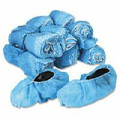 Disposable Shoe Covers Blue 300 Ct.