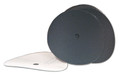 5 Sandpaper Discs 080 Grit - Velcro Backed (100pcs)