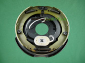 Right Side 12 Inch Electric Trailer Brake Assembly Backing Plate