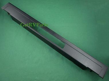 Dometic 2932641075 Rv Refrigerator Front Trim Black
