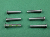Dometic 143002P053 RV A&E Awning Semi-Tube Rivets 6 Pk
