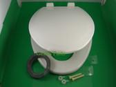 Thetford 33384 RV Aria Toilet Seat & Lid White
