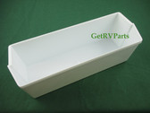 Norcold 622831 RV Refrigerator Door Shelf Bin White