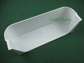 Norcold 628686 RV Refrigerator Door Shelf Bin White 1210 Series