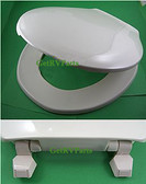 Thetford 34145 RV Toilet Seat and Lid Bone