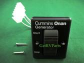 Genuine Onan Cummins | 300-4936 | RV Generator Remote Start Switch Panel