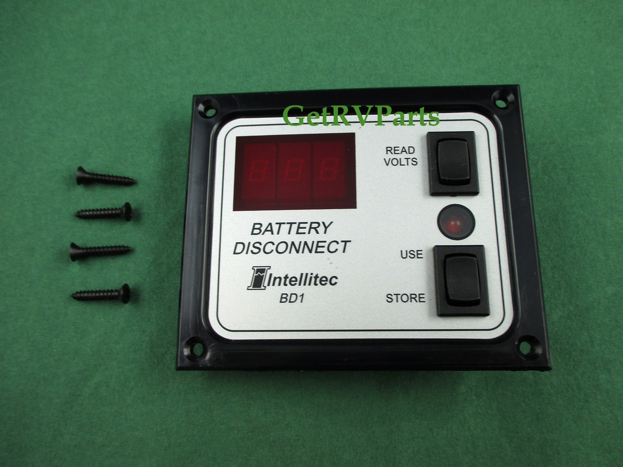 intellitec 01 00066 005 rv battery disconnect panel switch with rh getrvparts com IntelliTec Climate Control Sale IntelliTec Climate Control Parts