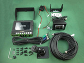 "Weldex RV 5"" Rear View Monitor System WDRV-5063 Motorized Camera"