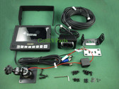 "Weldex RV 7"" Rear View Monitor System WDRV-7063-Kit Motorized Camera"