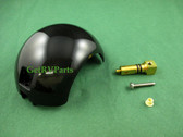 Sealand Dometic | 385310971 | RV Toilet Ball and Shaft Kit Black Ebony
