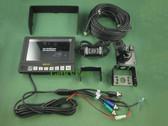 Weldex RV Motorhome 7 Inch Rear View Monitor System WDRV-7041-B-Kit