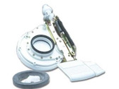 Thetford 33031 RV Toilet Mechanism Assembly White