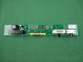 Dinosaur D-15639 Norcold RV Refrigerator 3 Way Eyebrow Board