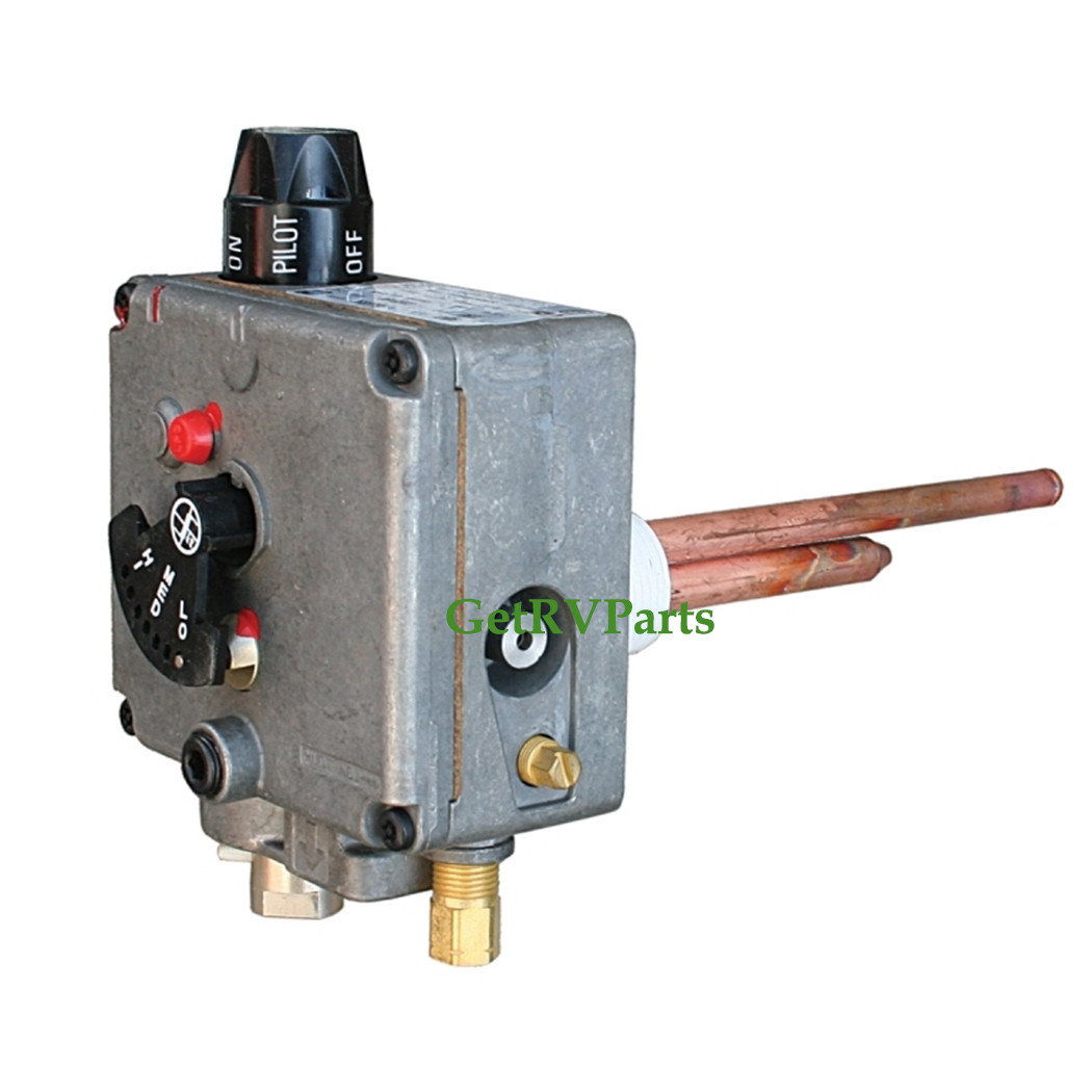 Suburban 161105 Rv Water Heater Thermostat Gas Control